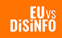 logo EU vs DISINFORMATION