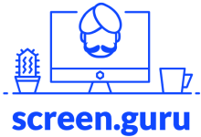 logo Screen Guru