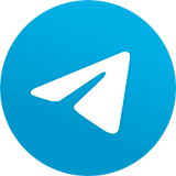 logo Telegram Messenger channels