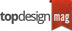 Logo of  Top Design Magazine