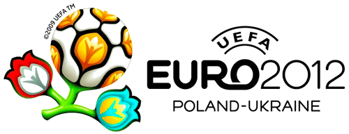 European Football Championship 2012 logo